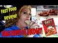 Drag Queen Tries McDonalds Sweet N Spicy Honey Bbq Tenders & Taco Bell Beefy Crunch Burrito