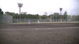 2012,11,17 東綾瀬公園 チンプイ戦 1~2回 投手:藤永.