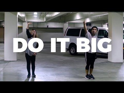 Do It Big - Problem and Iamsu | JUSTINE WANG AND JACOB TERRADO Choreography