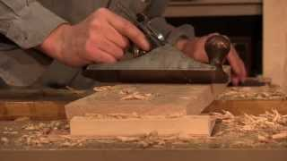 How to make flat boards straight, smooth and square (stock preparation part 2) - with Paul Sellers