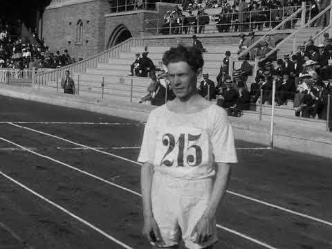 Olimpic Games in Stockholm 1912