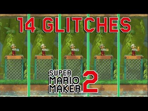 14 New Glitches in Super Mario Maker 2