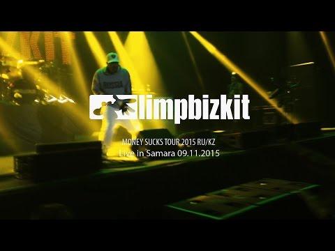 LIMP BIZKIT Live in Samara 4K (09.11.2015) Money Sucks Tour 2015 RU/KZ