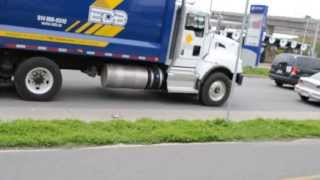 NEW 2014 KENWORTH GARBAGE TRUCK EDB ACTION
