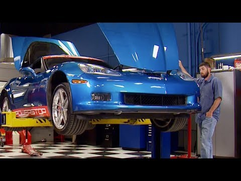 Can We Upgrade a '08 Z06 Corvette to Outperform a '15 Z06 For Half the Cost? - Engine Power S2,E17