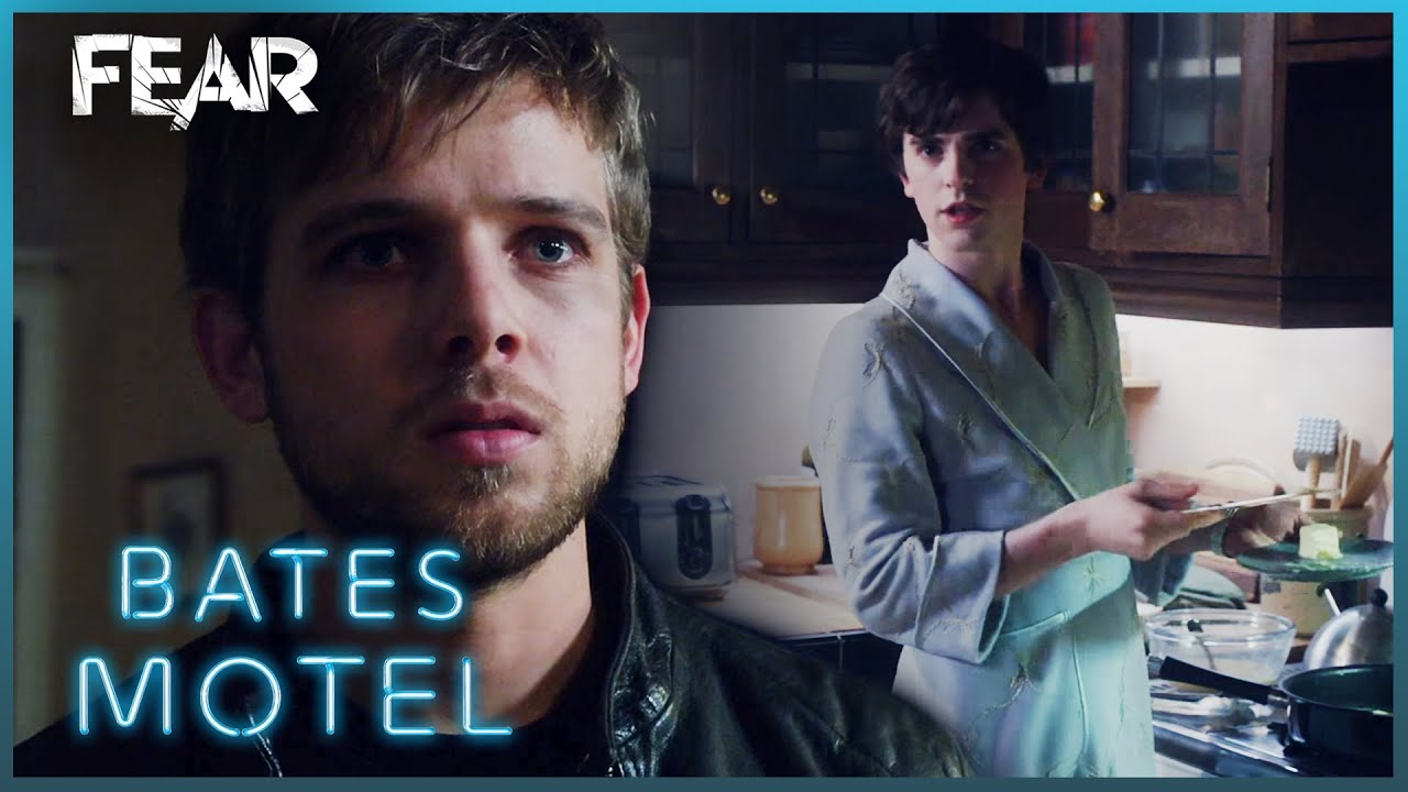 Norman Is Acting Strange | Bates Motel