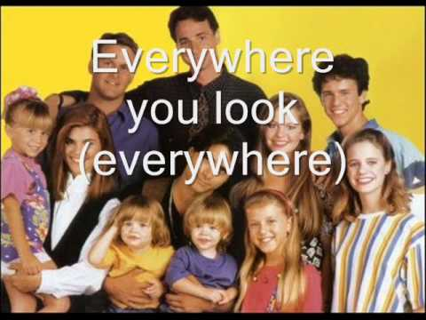 Short Full House Theme Song with lyrics