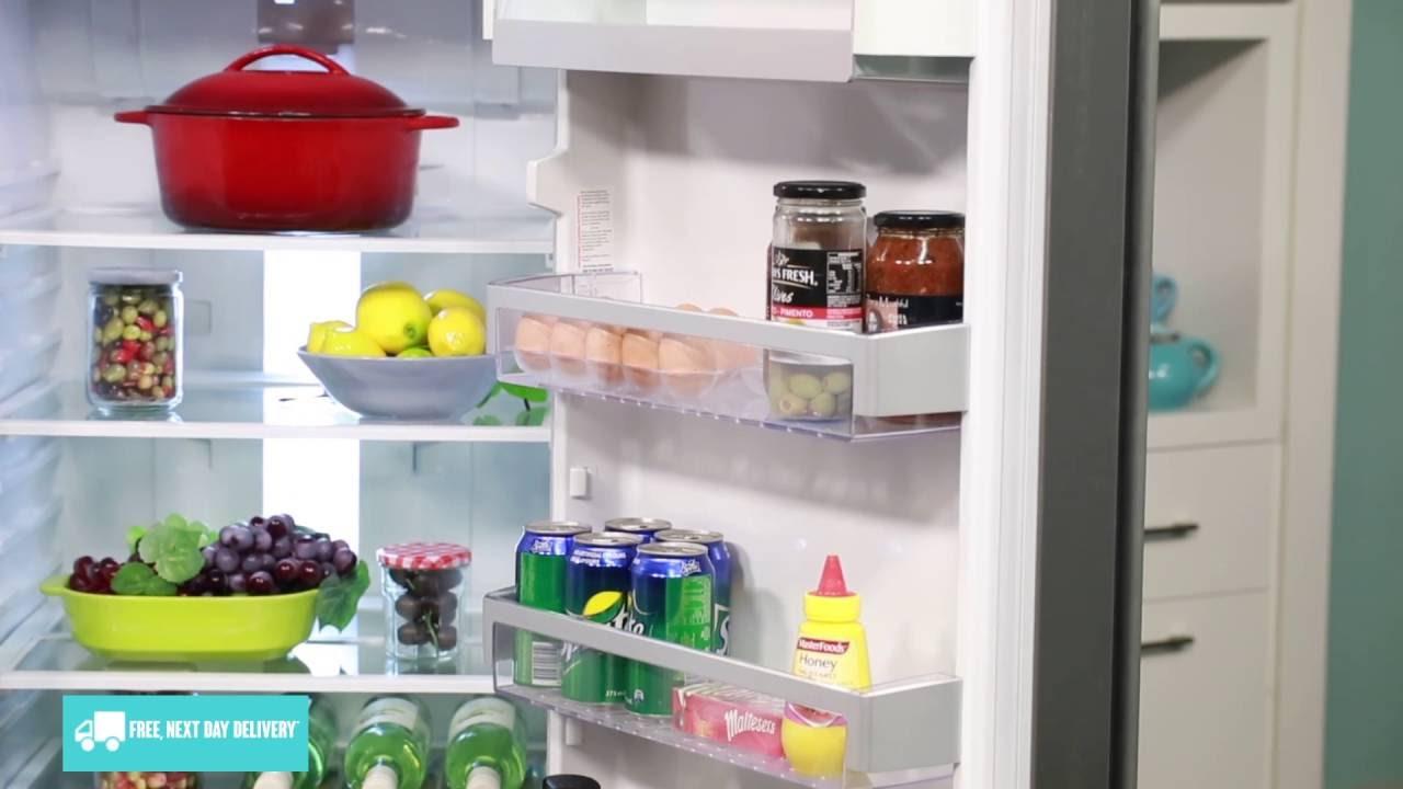 electrolux ese7007bf 700l side by side fridge overview applianes online