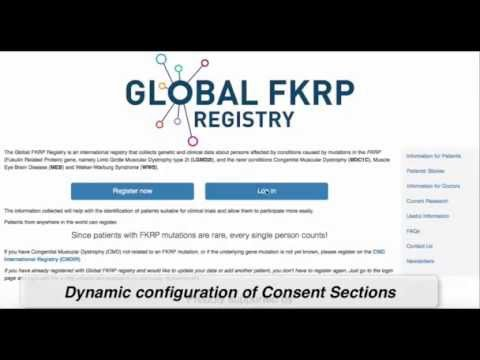 5. Dynamic configuration of Consent Sections