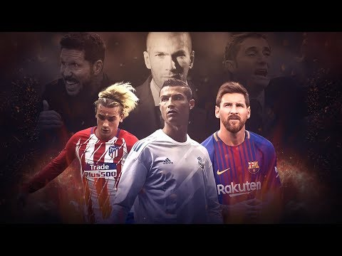 Барселона - Реал: видео голов и обзор матча