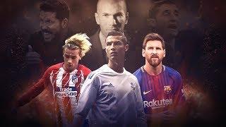Главные интриги Ла Лиги 2017/2018 - GOAL24