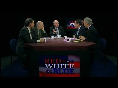 City of Houston Mayoral Race on RED, WHITE AND BLUE