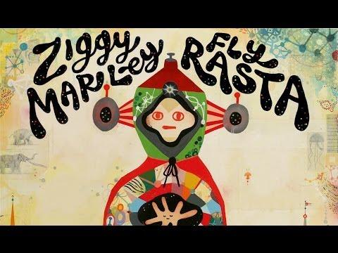 """Lighthouse"" - Ziggy Marley   FLY RASTA"