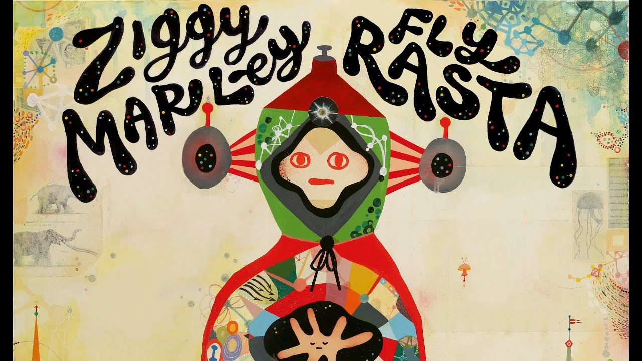 Image result for ZIGGY MARLEY FLY RASTA pics 2017