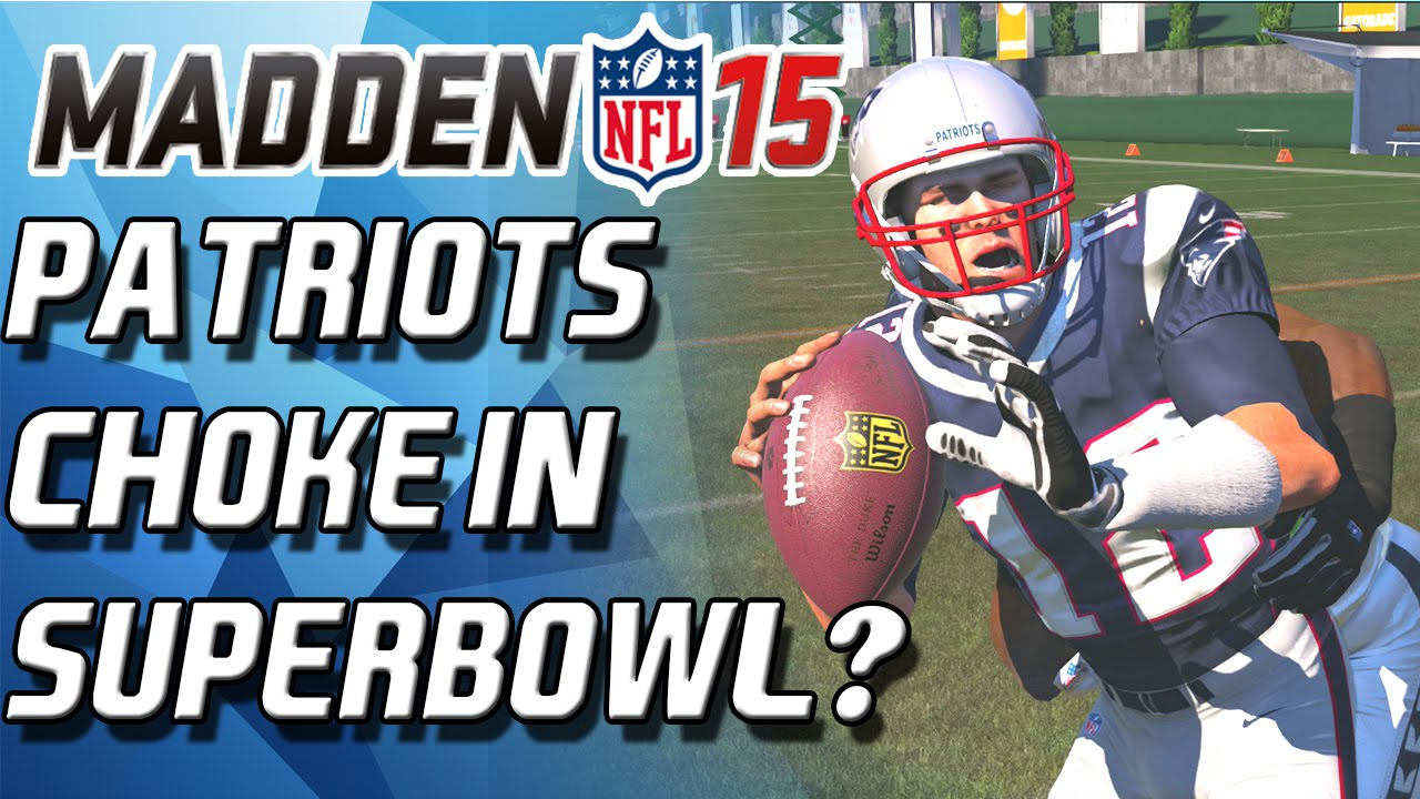 Madden 15 ultimate team patriots choke in superbowl mut 15 youtube - Walter payton madden 15 ...