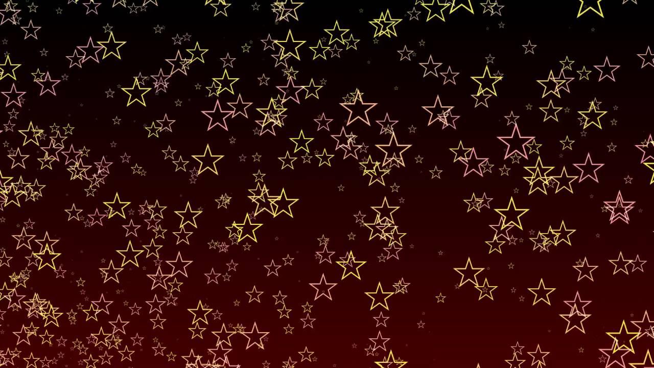 Intro Sans Texte A Telecharger Gratuite Hd étoiles Noel