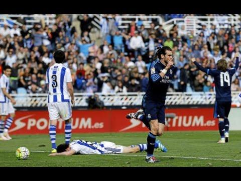 Real Sociedad 0-1 Real Madrid Liga BBVA 2015-2016 | COPE