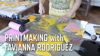 printmaking with favianna rodriguez   kqed arts