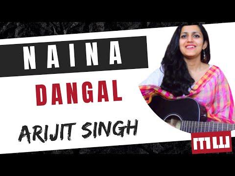 Naina Guitar Lesson | Easy Chords | Simple Guitar Lesson | Arijit Singh (Dangal)