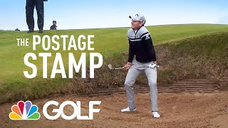 Frustration at the Postage Stamp | Golf Channel