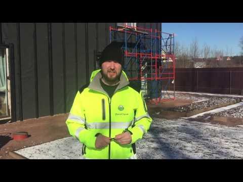 видео: Чем крепить обрешетку к газобетону? дом из газобетона, какой крепеж выбрать?  фиброцементный сайдинг