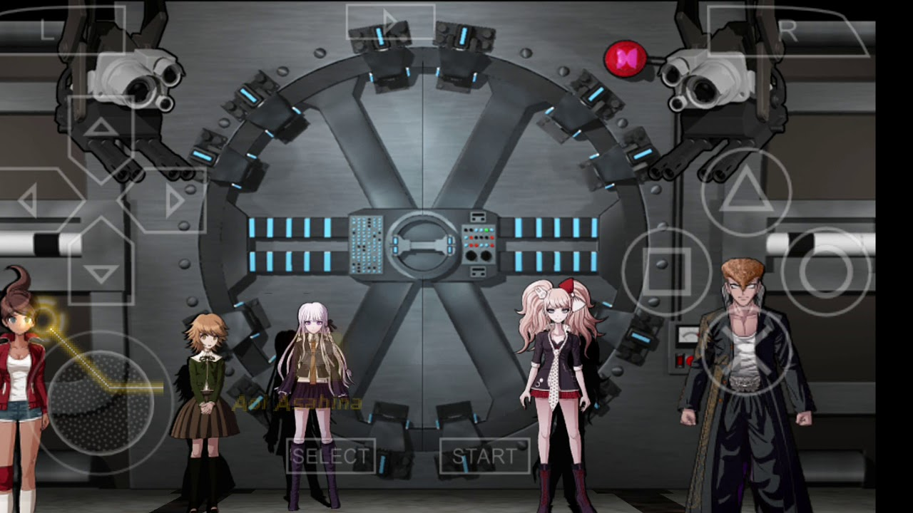 Danganronpa PPSSPP Android: Investigation Fix (?)