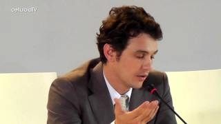 James Franco on why he did his film CHILD OF GOD / Venice 2013