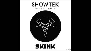 Showtek - We like to party (radio edit) 2014