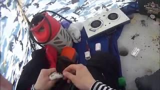 Ловля плотвы на мормышку Какая прикормка лучше работает Подводные съемки