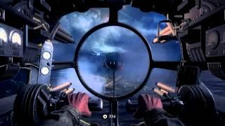 Wolfenstein: The New Order episode lets play # 1: alien spaceship
