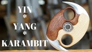 yin yang spinner 2.0 (mini karambits interlocking)