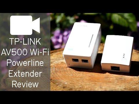 TL-WPA4220 | 300Mbps AV600 WiFi Powerline Extender | TP ...