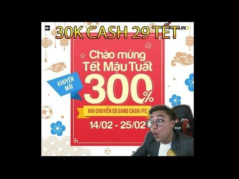 Vodka Quang | 300% Sò sang Cash. Gãy tay mở thẻ cuối năm Đinh Dậu