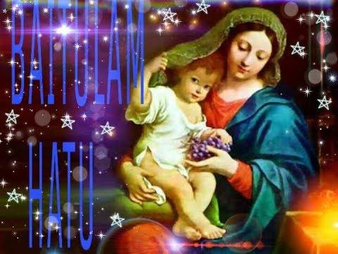 NEW CHRISTMAS HO SONG  JIBANE TANJA BAITULAM HATU