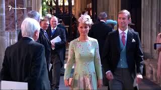 Семья Бекхэм и Элтон Джон: гости на королевской свадьбе