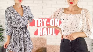 TRY-ON HAUL | JESIEŃ 2019