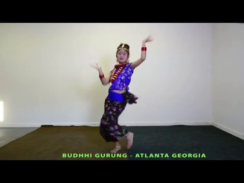 Nepali Song Chiya Ko Botai Ma - Ft. Budhhi Gurung   Mero Dance Cup USA 2016