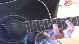 """Wie spiele ich """"Allein"""" (Die Ärzte) auf Gitarre? [Intro]"""