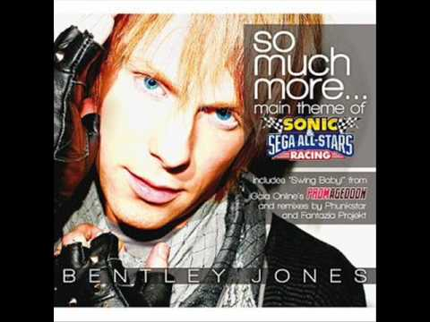 So Much More... (Main Theme of Sonic and SEGA All-Stars Racing) by Bentley Jones