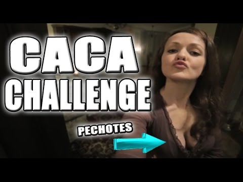 CACA CHALLENGE CON PECHOTES | ZellenDust