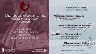 """""""Diálogos electorales: trazando la política exterior"""""""