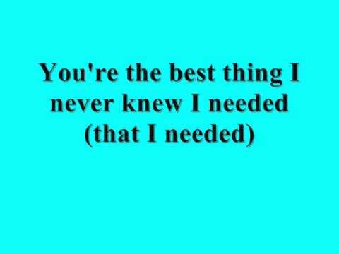 Ne-Yo- I Never Knew I Needed You (with lyrics)