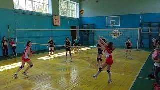 Волейбол.Дівчата. гра Стрий-Теребовля. Міжрегіональний волейбольний турнір м. Дрогобич