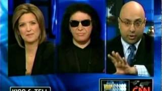 CNN - Your Money: Gene Simmons