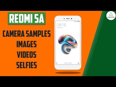 Redmi 5A Camera Test, Samples of images Videos | हिंदी