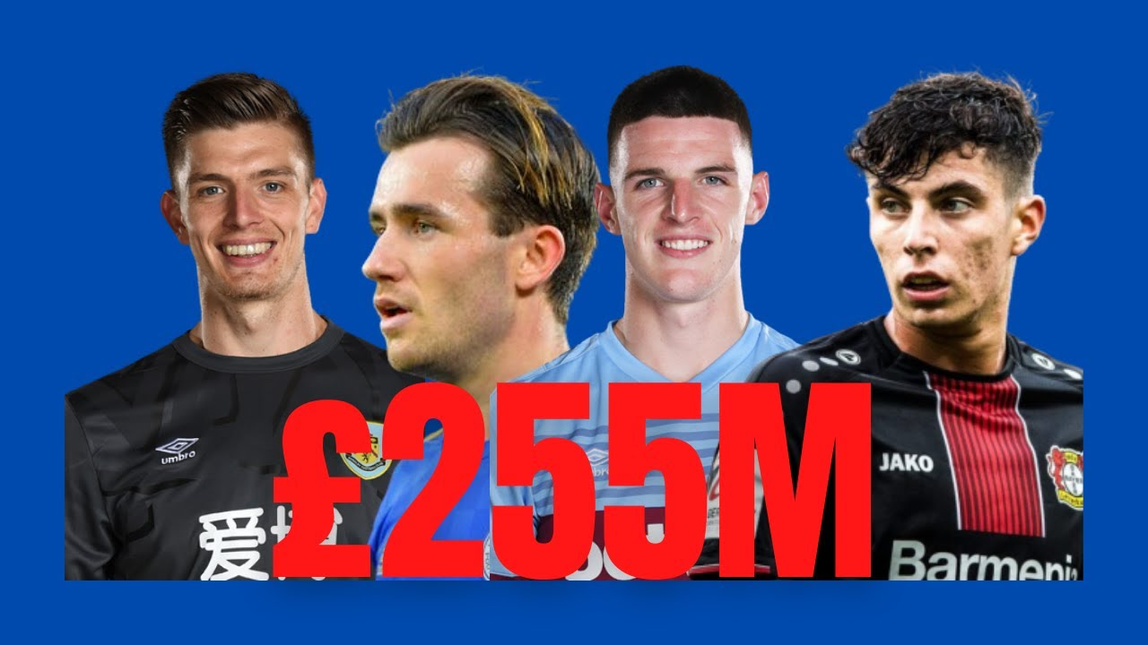 CHELSEA TRANSFER NEWS | ELEVEN OUT FOR £135M | FOUR IN FOR £255M! | CHELSEA'S WINDOW IN DETAIL.