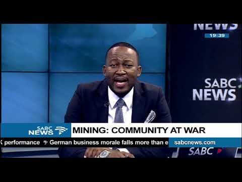 Mining wars in Eastern Cape - Zimkhitha Manqinana