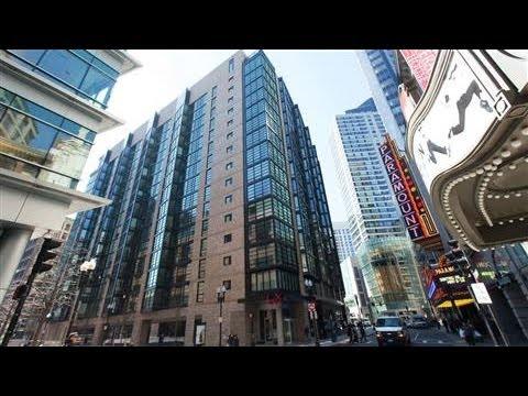 Luxury Living Returns to Downtown Boston