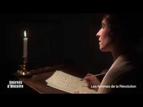 Secrets d'Histoire - Les femmes de la Révolution - Lettre de Madame de Tallien
