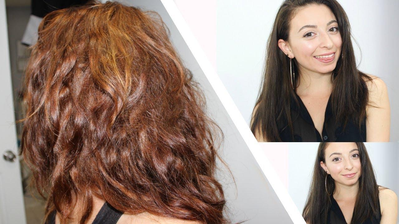 olia hårfärg resultat